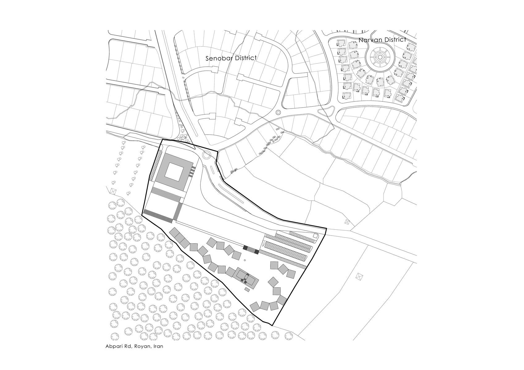 Mehregan Recreational Complex 01