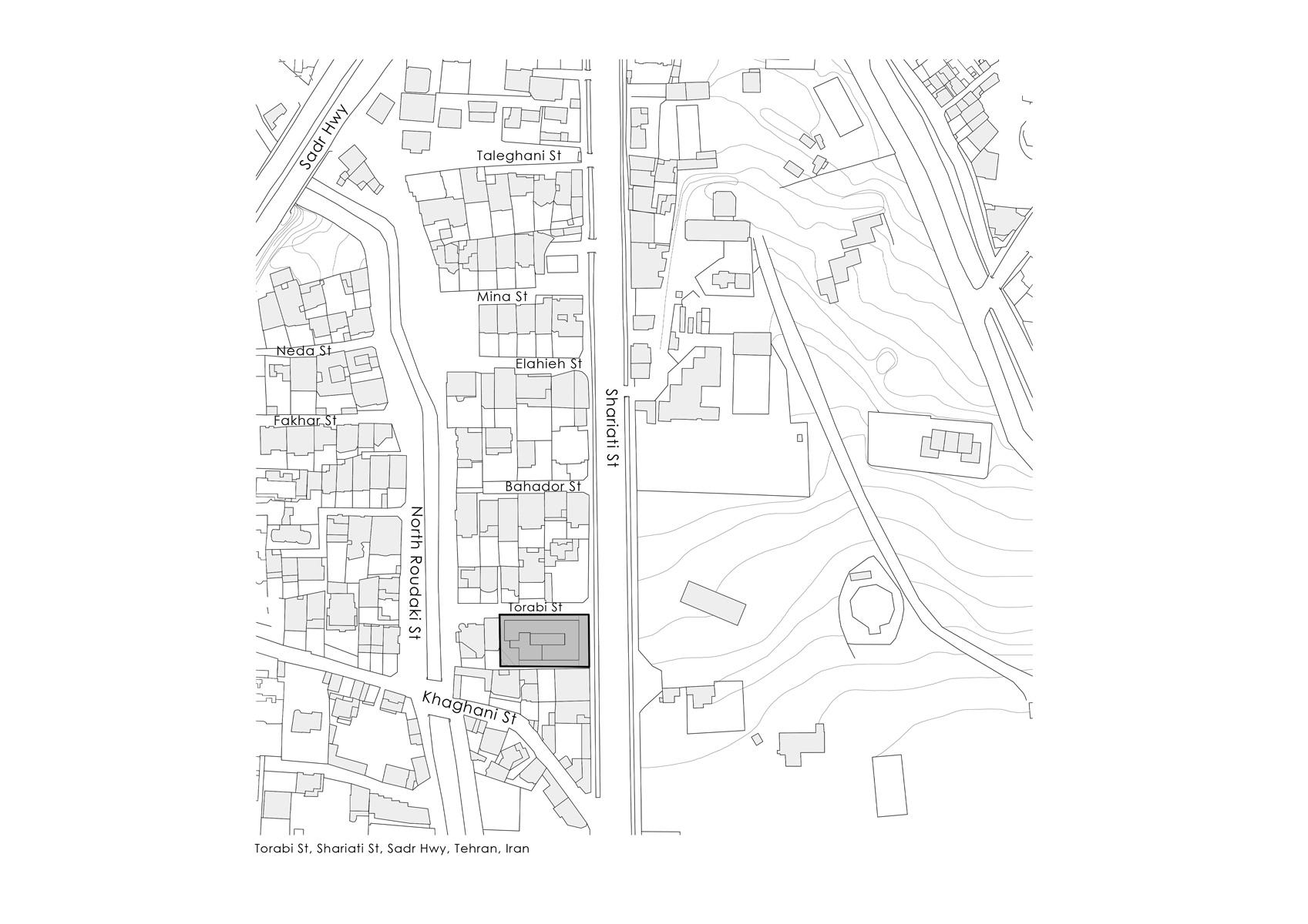 Shariati Mixed use Complex  01