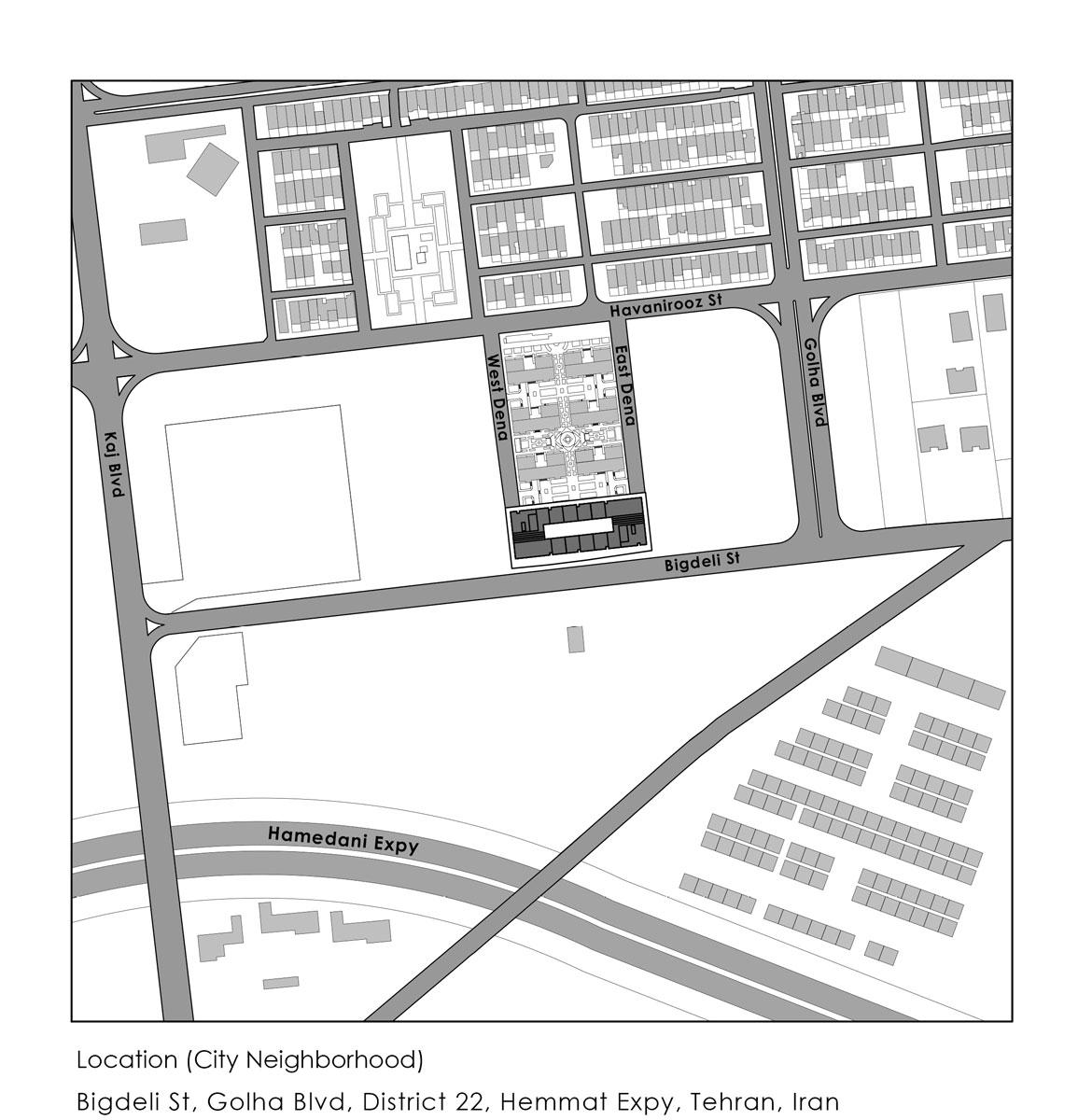 01- Eskan Residential Building