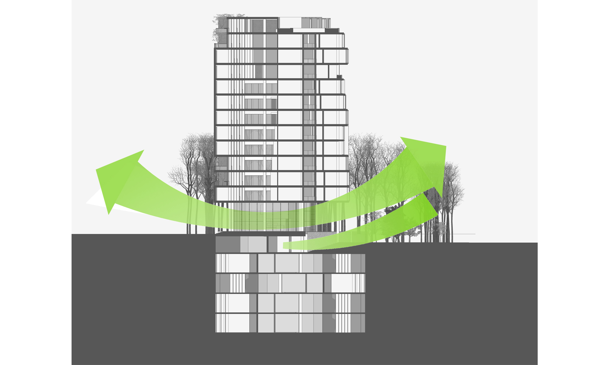 Shar Residential Complex Competition 03