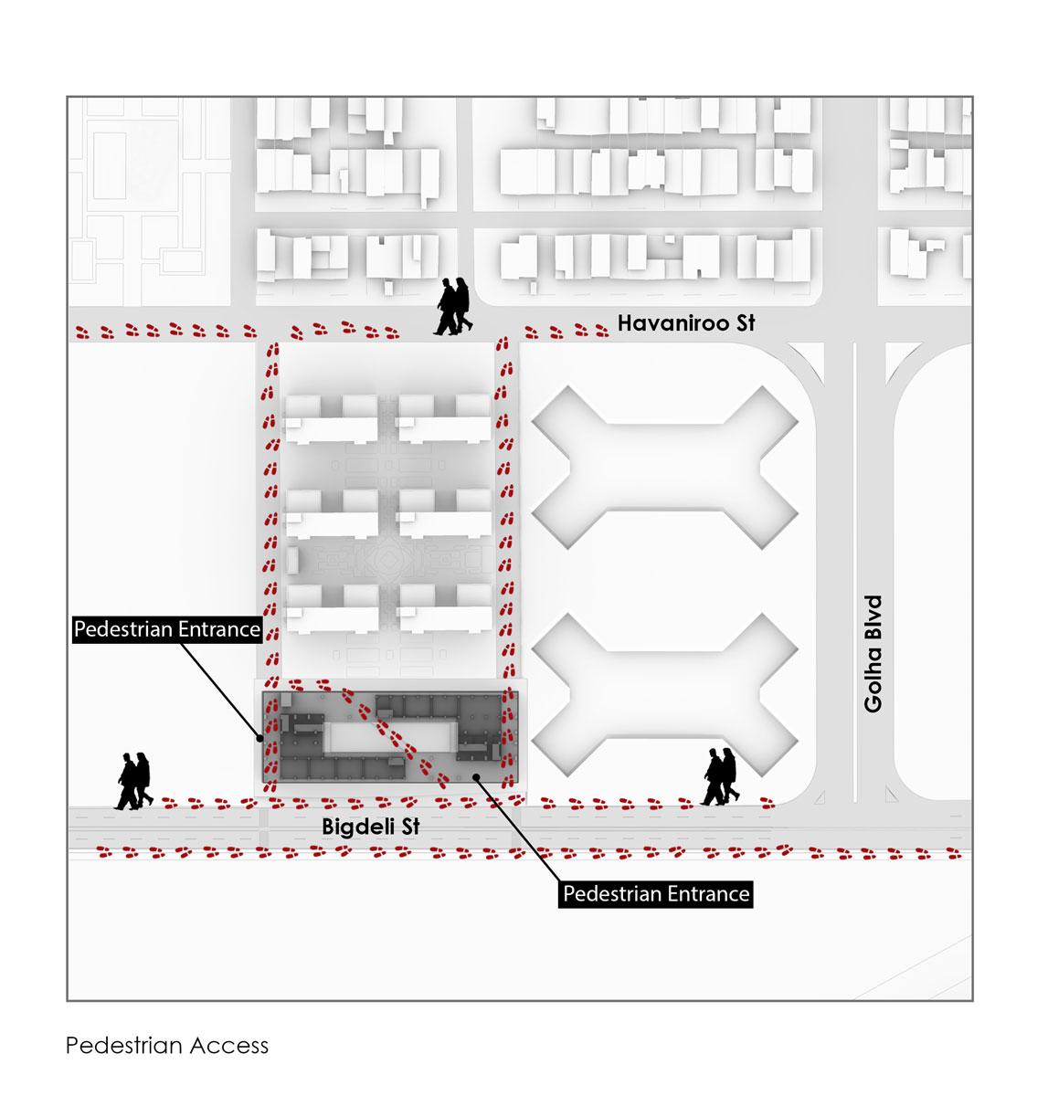 03- Eskan Residential Building