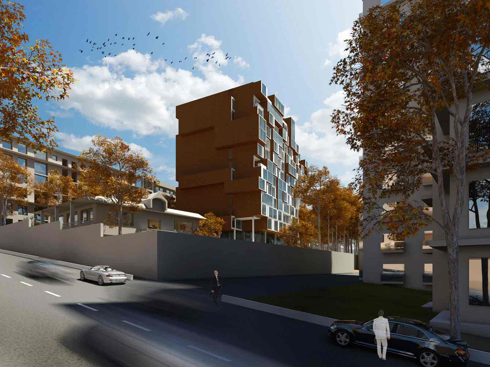 Shar Residential Complex Competition 07
