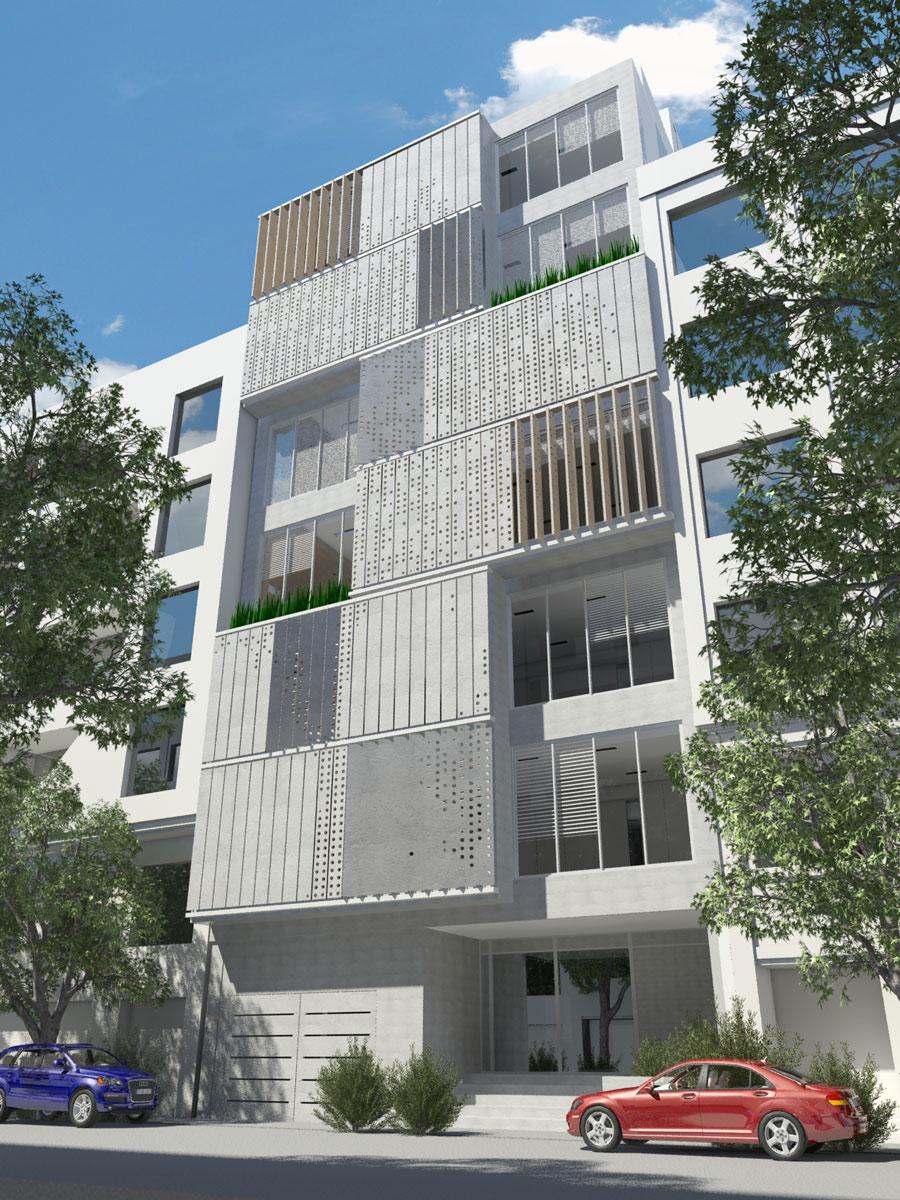 Khorsand II Office Building 03