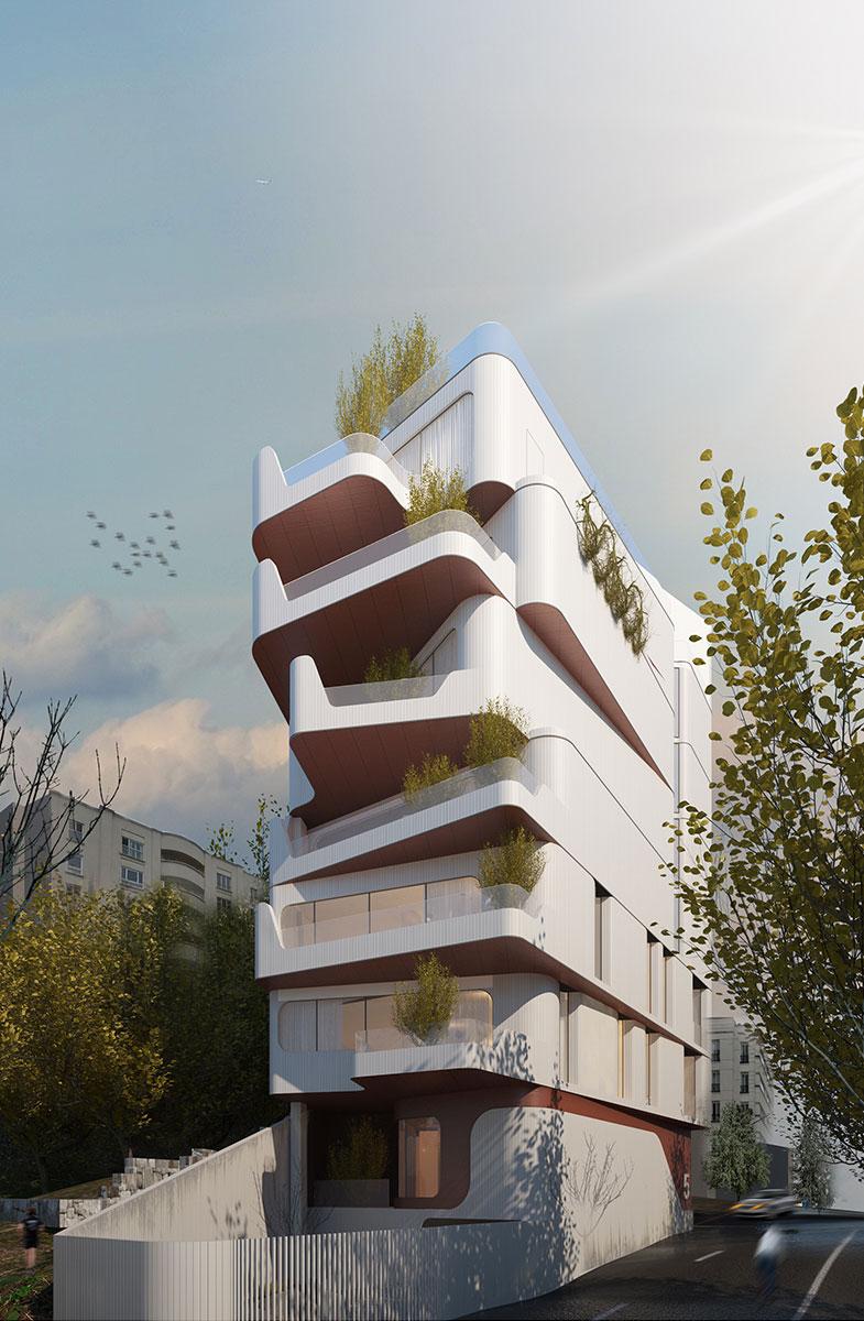 02- Golnar Residential