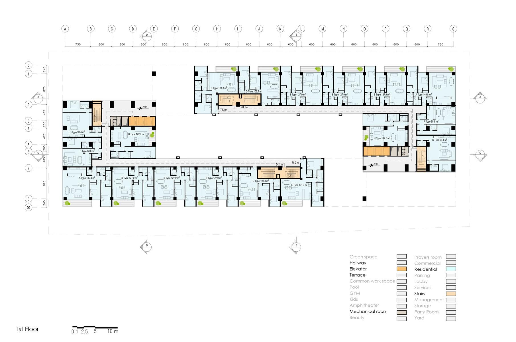 40- Eskan Residential Building