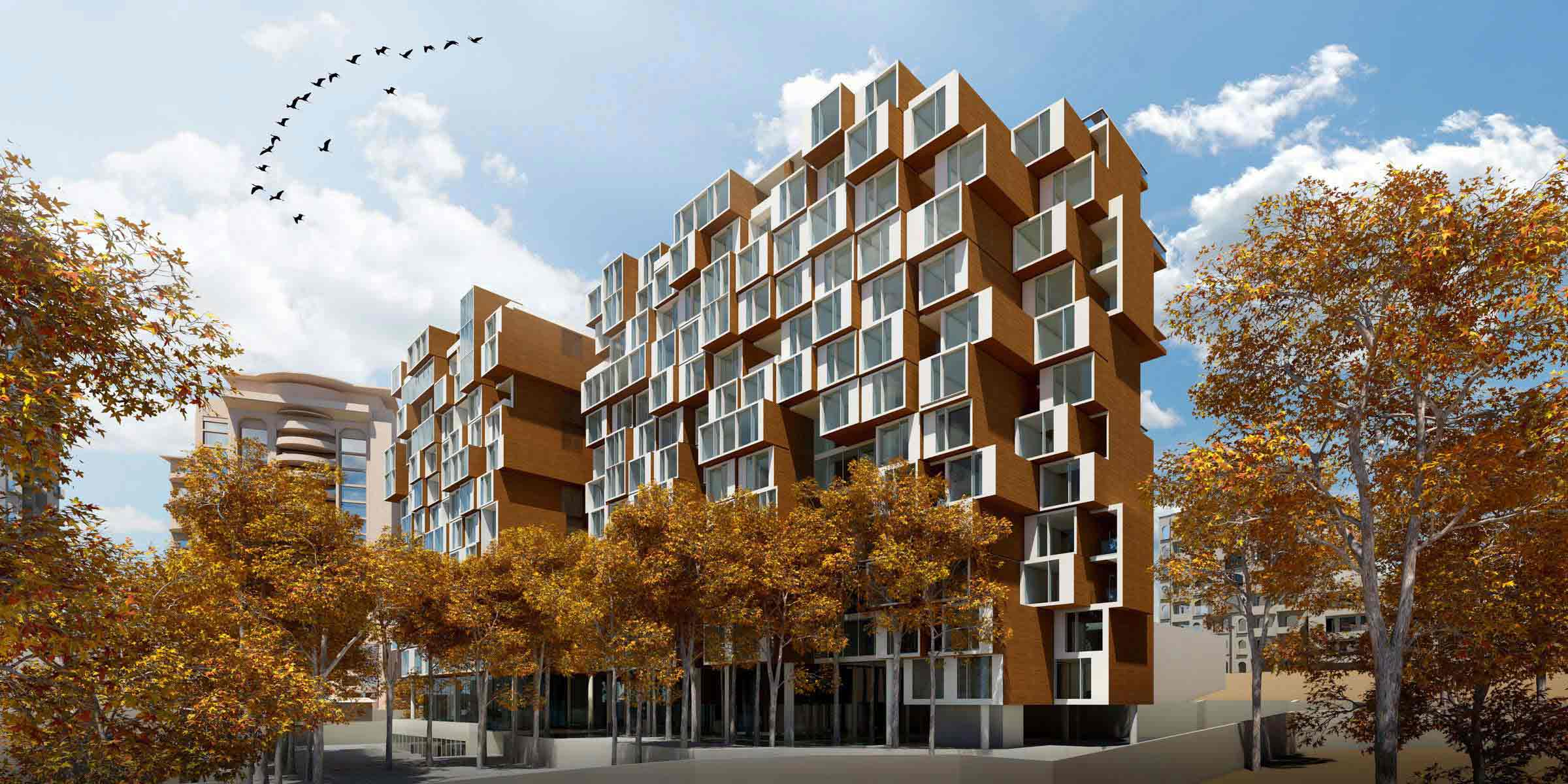 Shar Residential Complex Competition 08