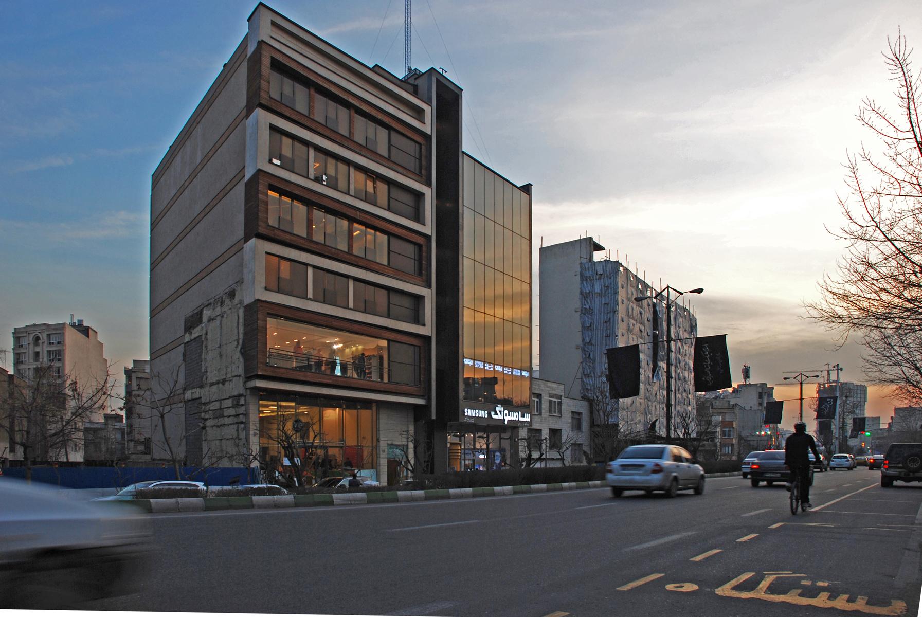Andarzgoo Office Building 05