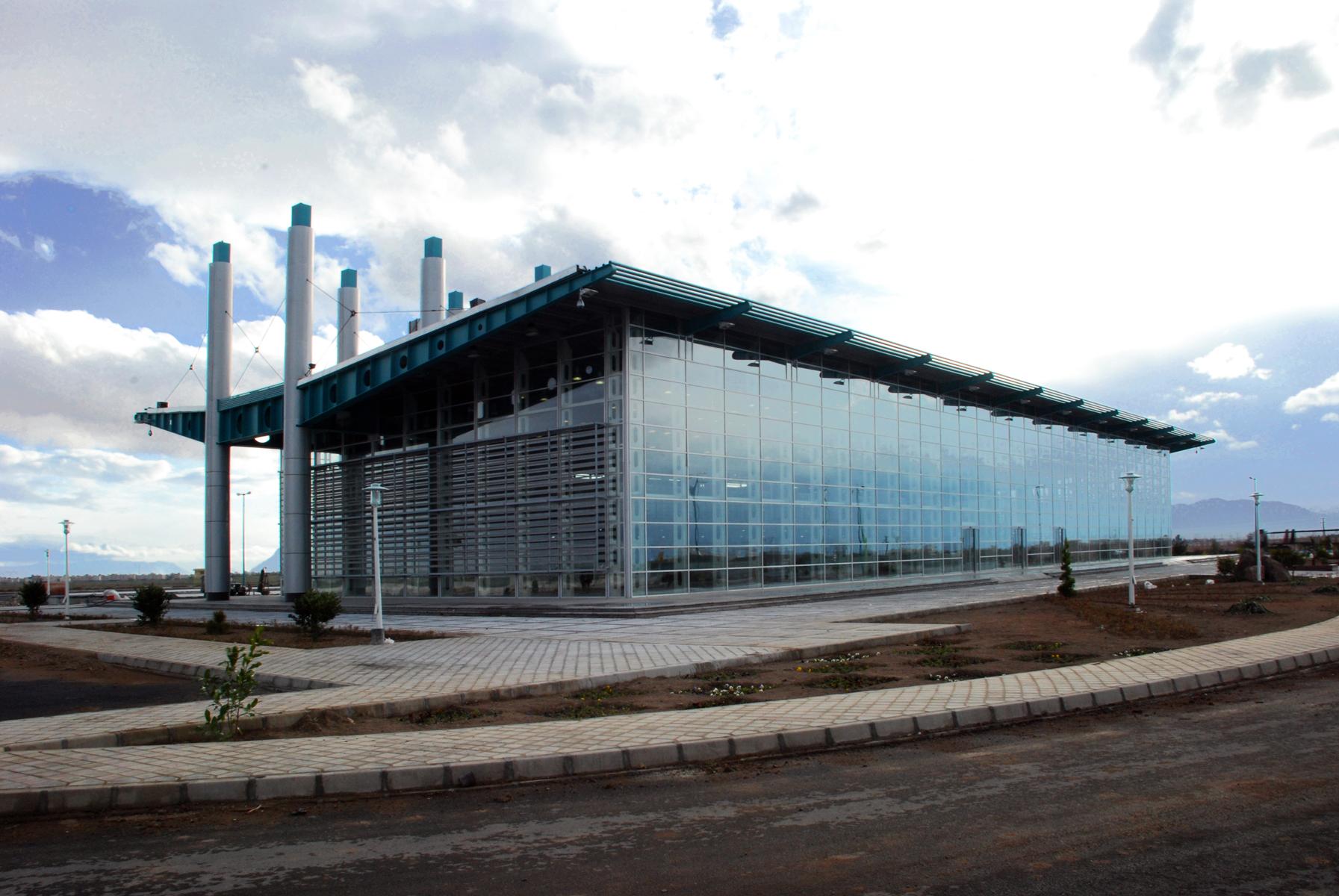 ShahinShahr Bus Terminal 04