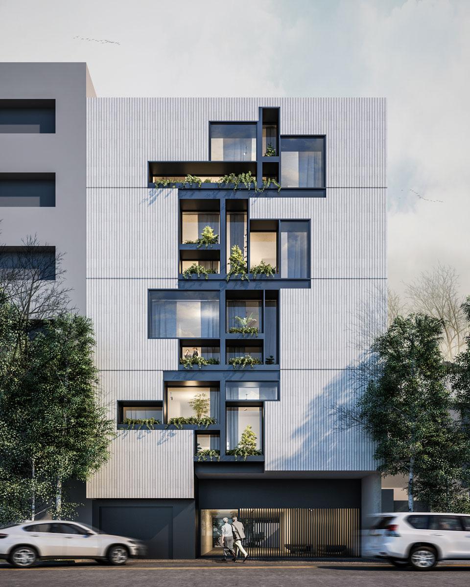 03- Golafshan Residential