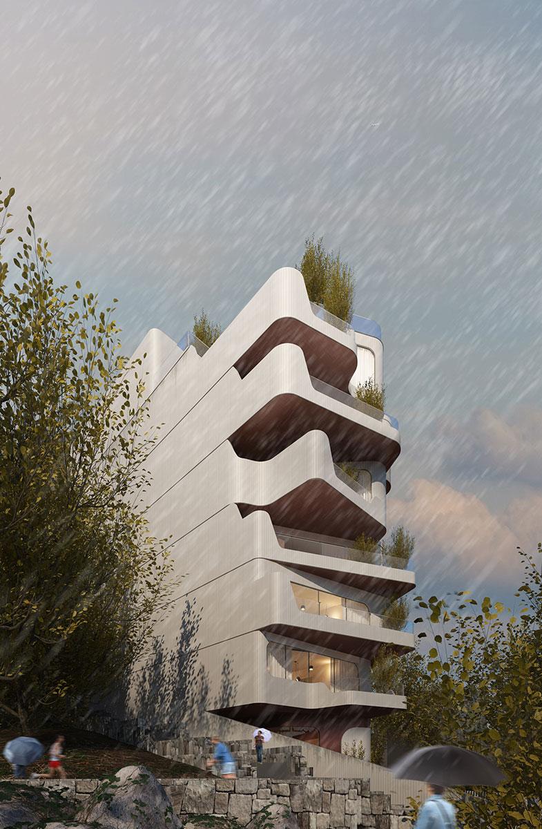 03- Golnar Residential
