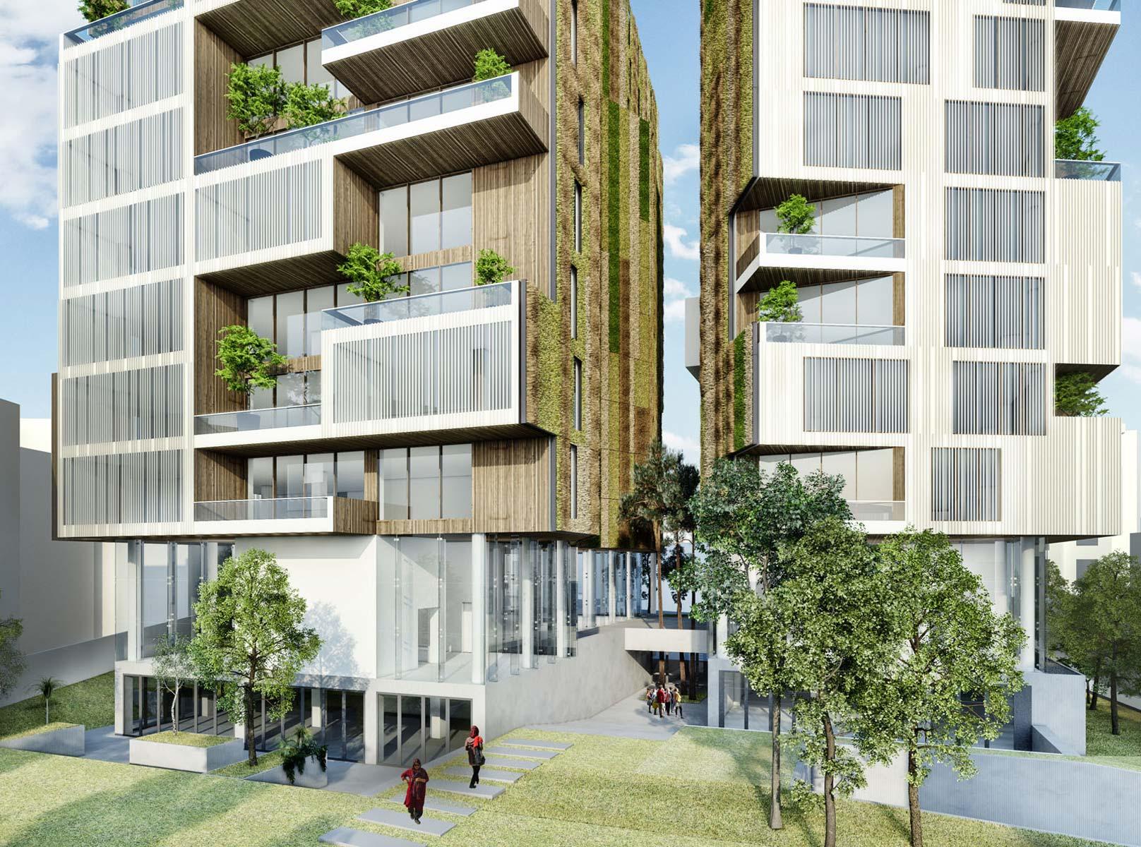 Farmanieh Residential Complex-24