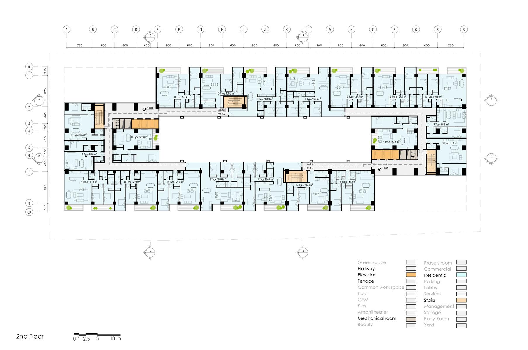 41- Eskan Residential Building