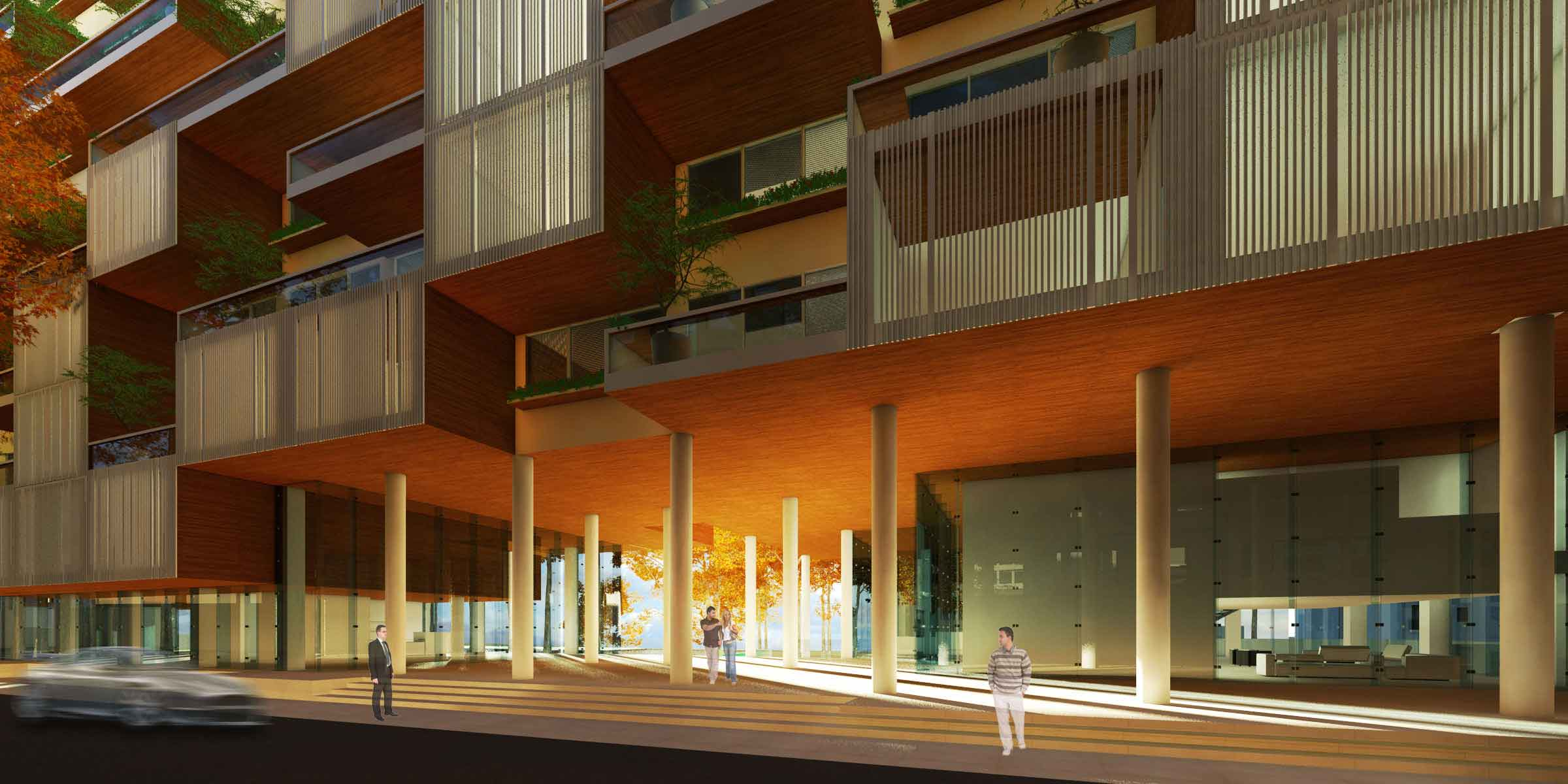 Shar Residential Complex Competition 09