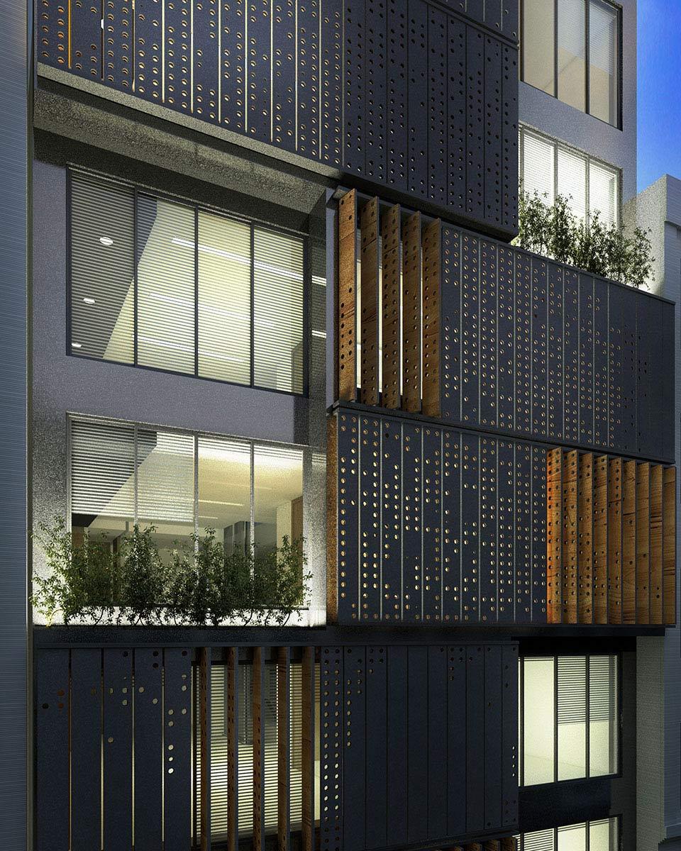 Khorsand II Office Building 05