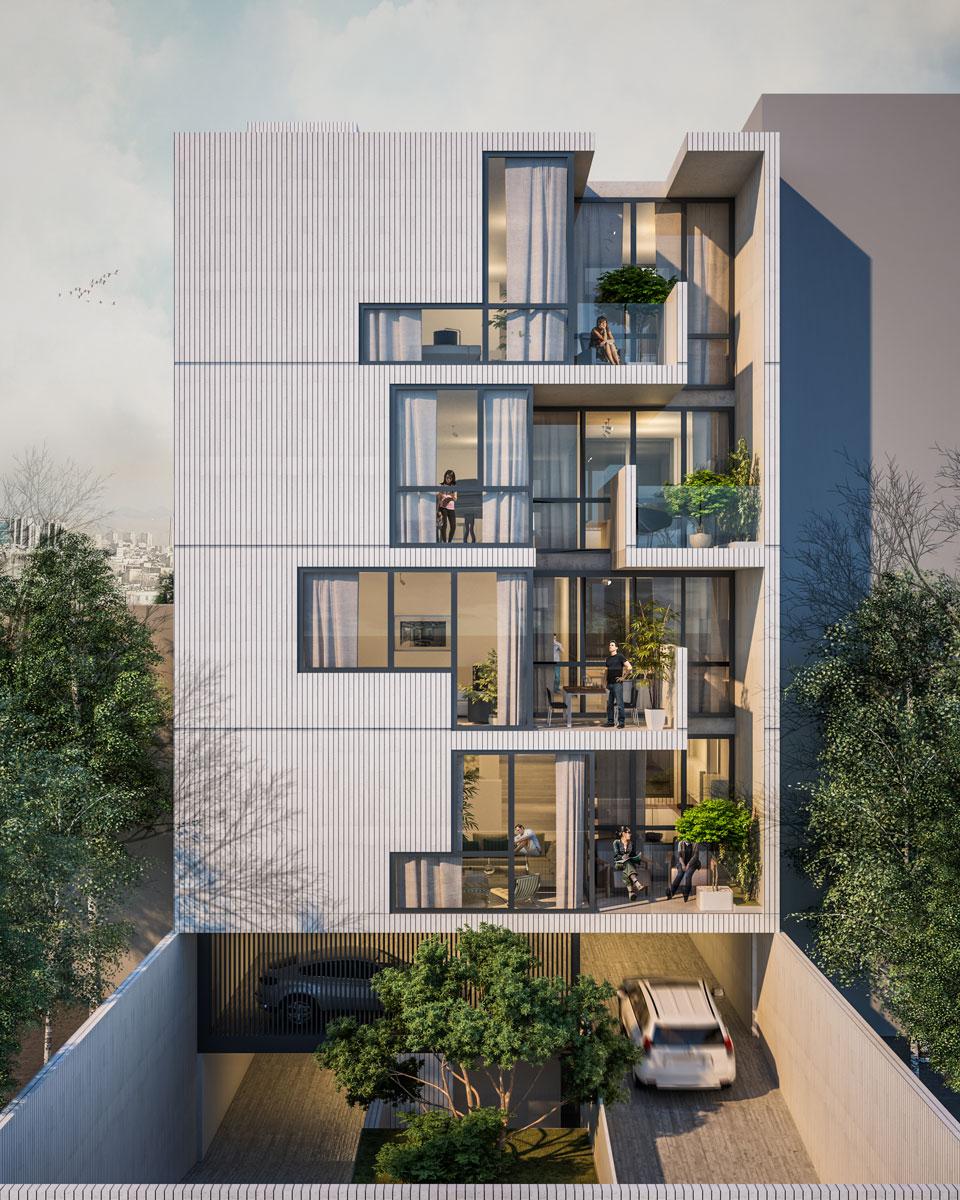 04- Golafshan Residential