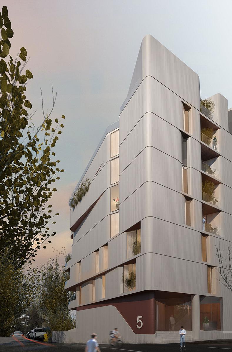 04- Golnar Residential