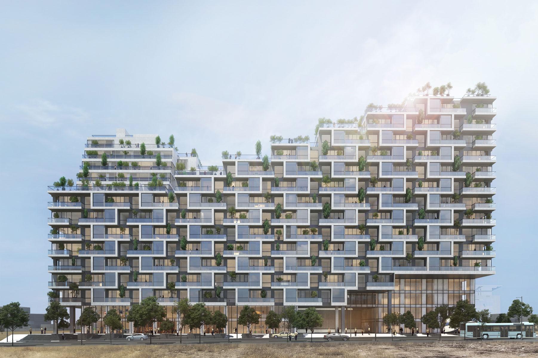 13- Eskan Residential Building