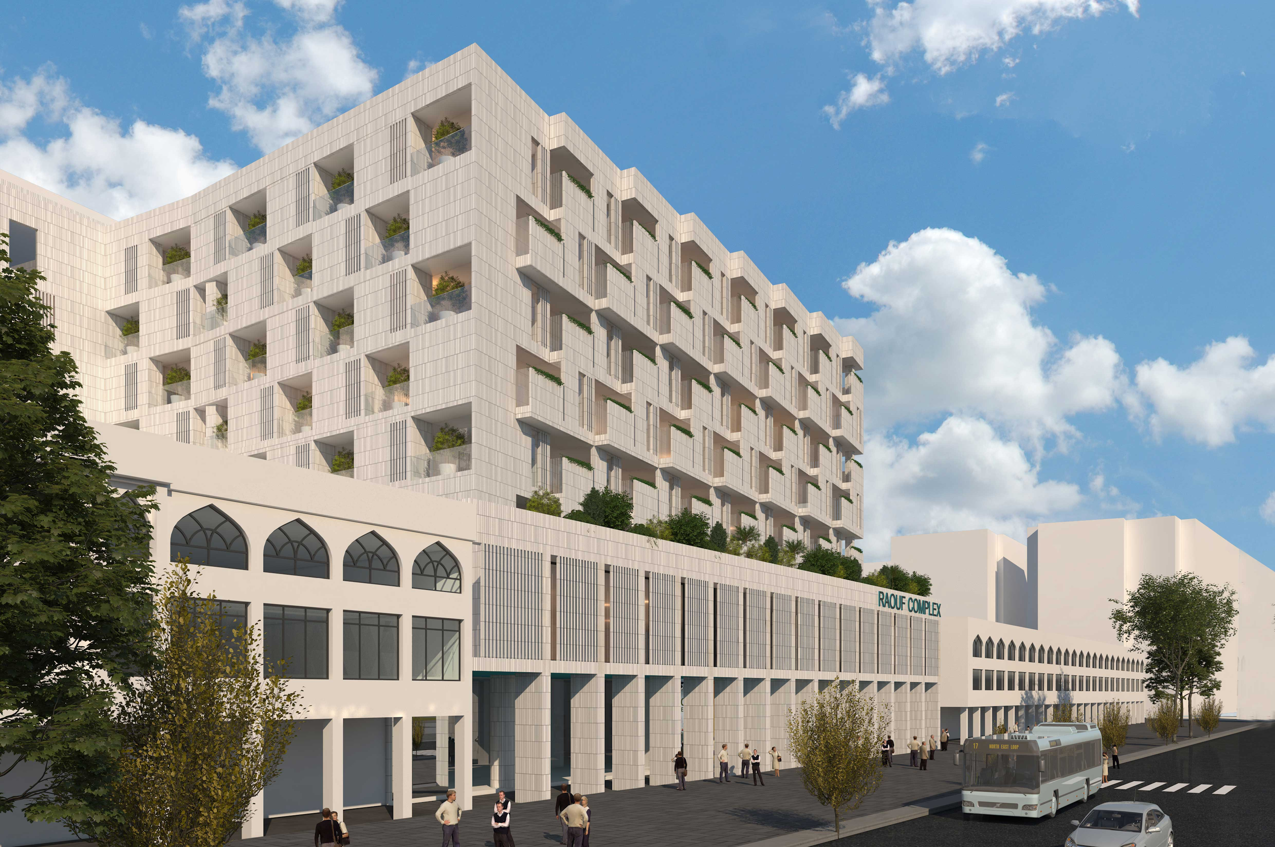 15- Raouf Mixed-Use Building