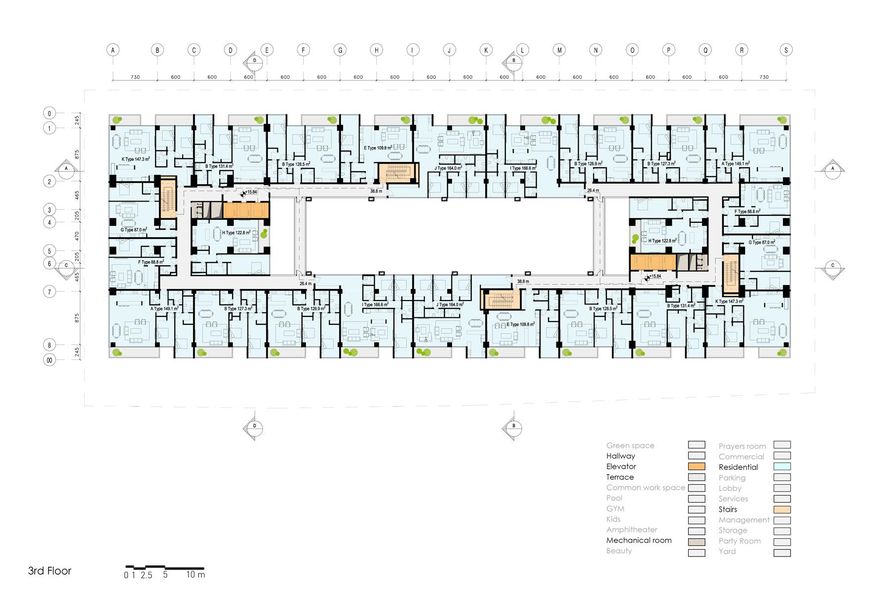 42- Eskan Residential Building
