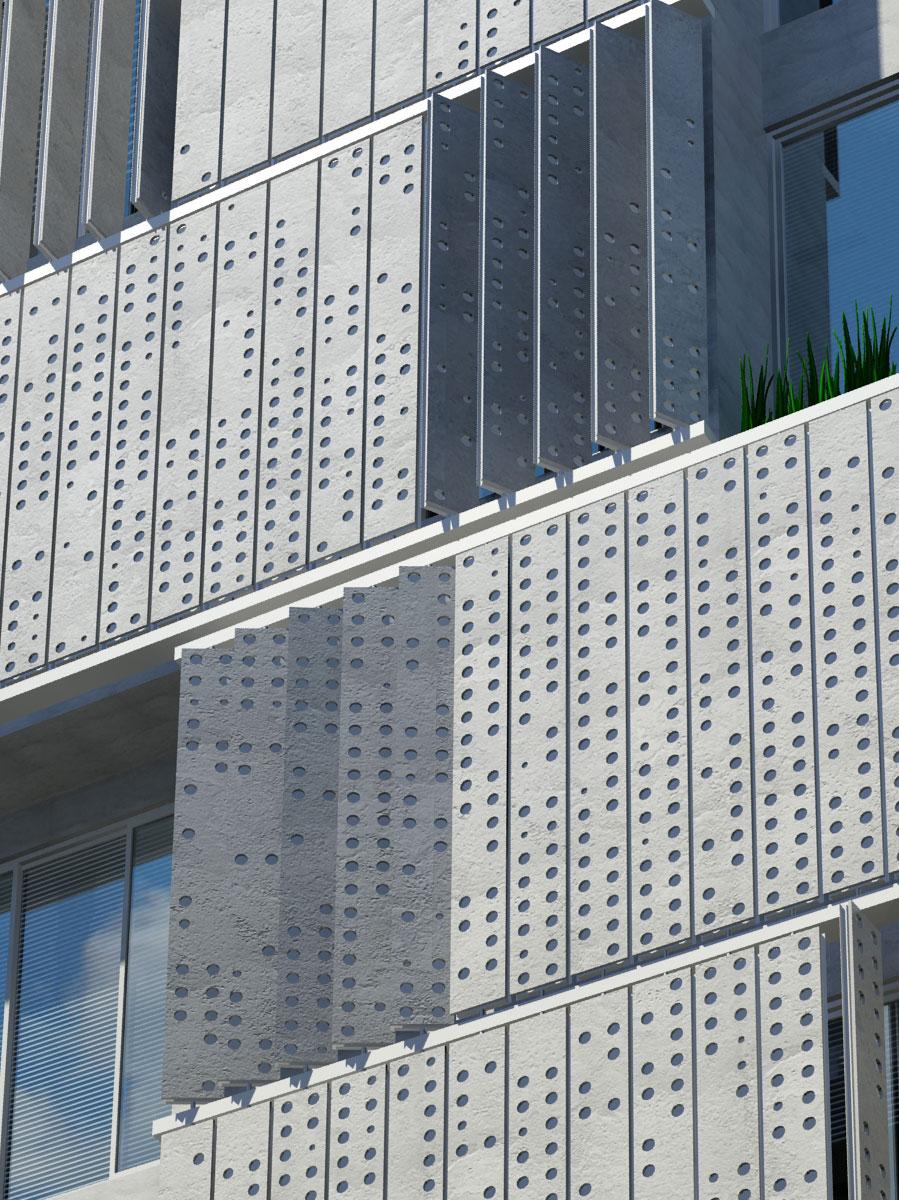 Khorsand II Office Building 06