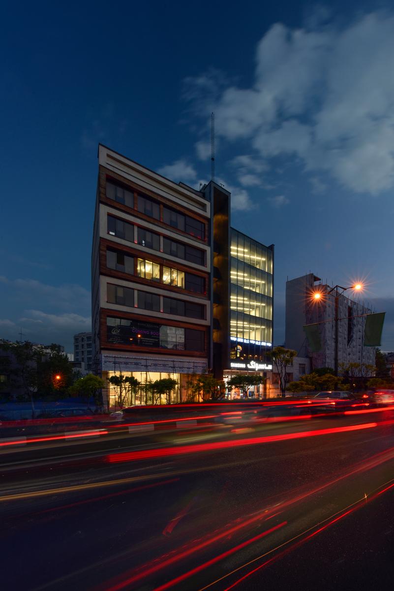 Andarzgoo Office Building 07