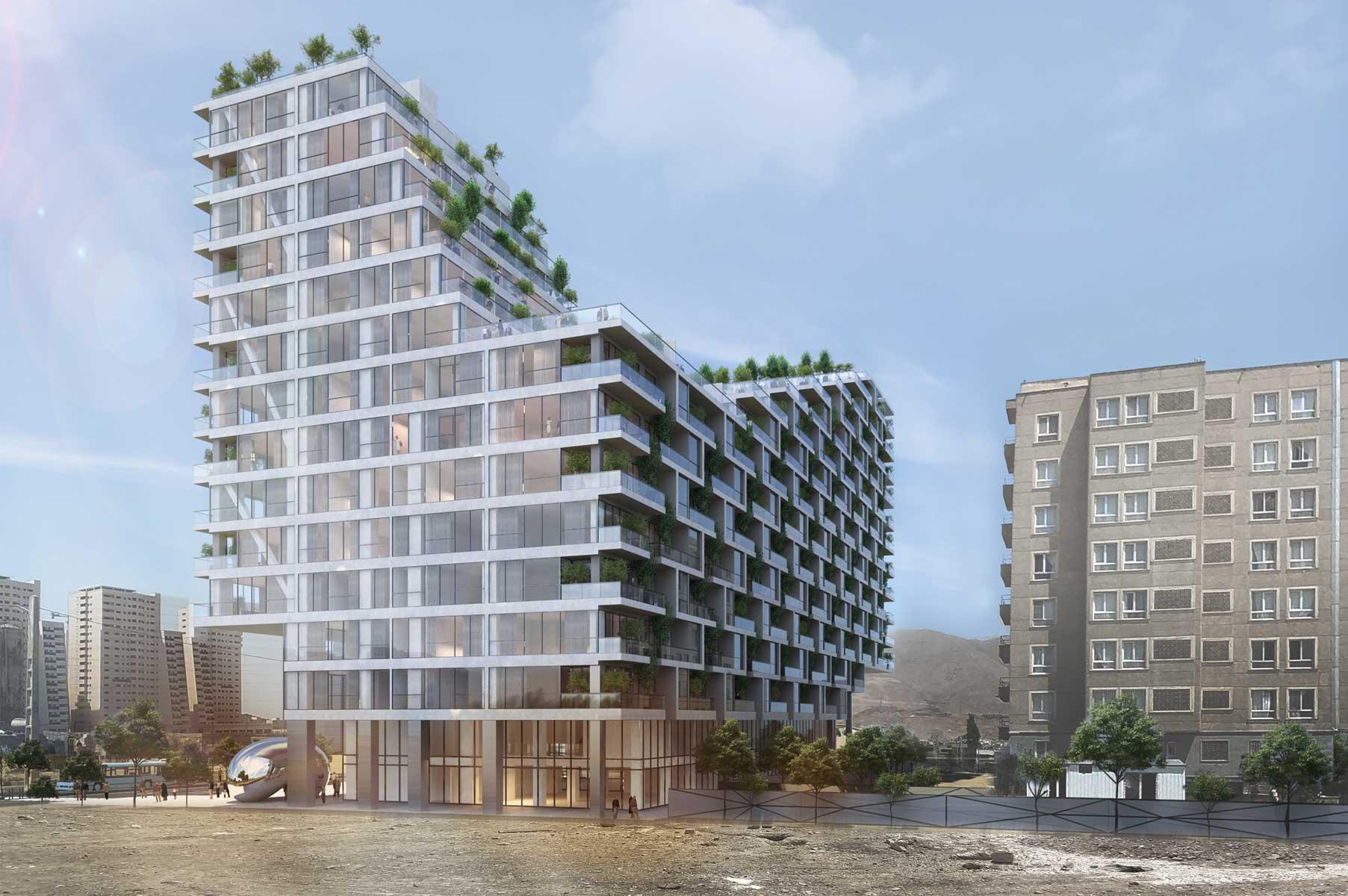 15- Eskan Residential Building