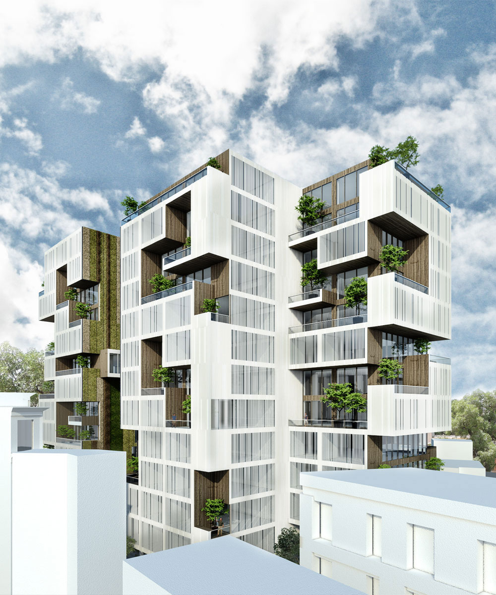 Farmanieh Residential Complex-27