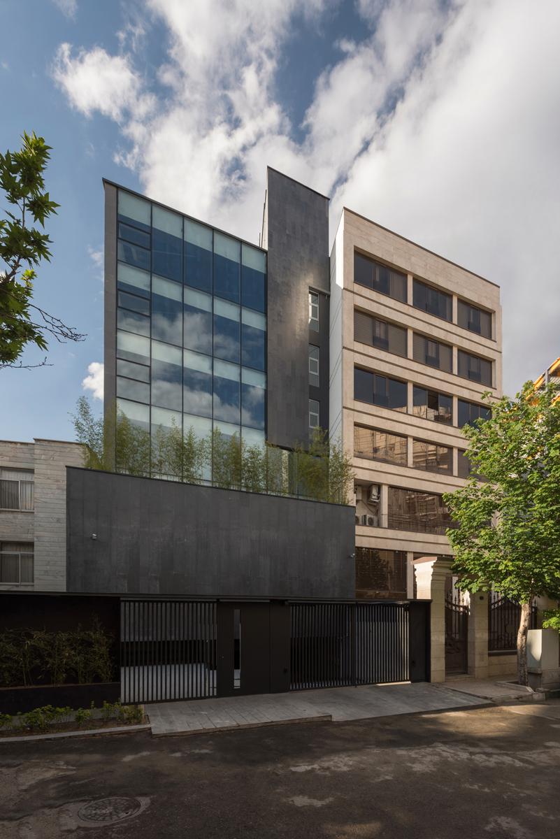 Andarzgoo Office Building 09