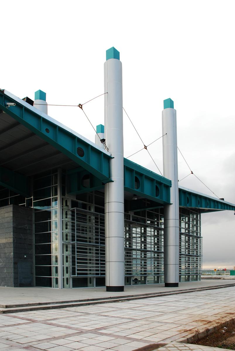 ShahinShahr Bus Terminal 08