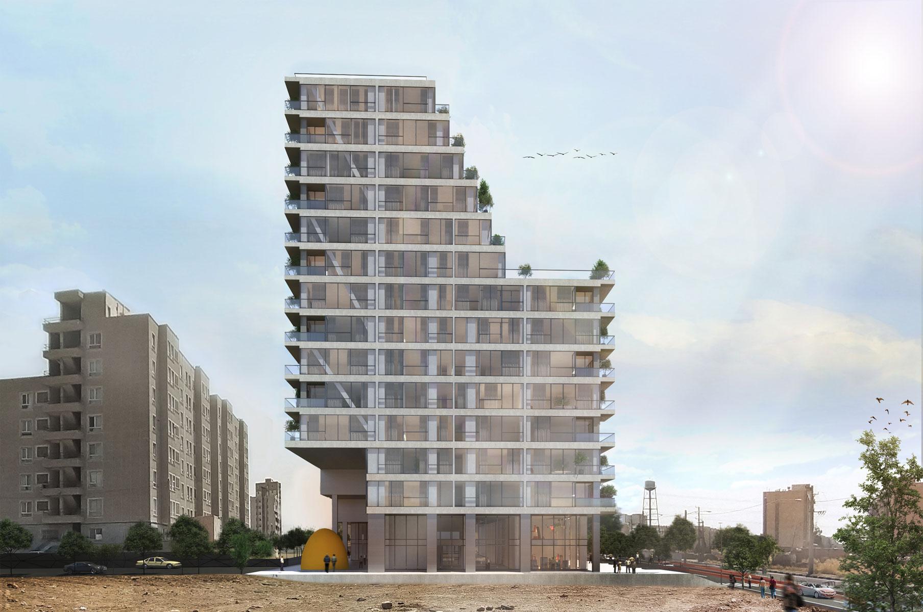 16- Eskan Residential Building