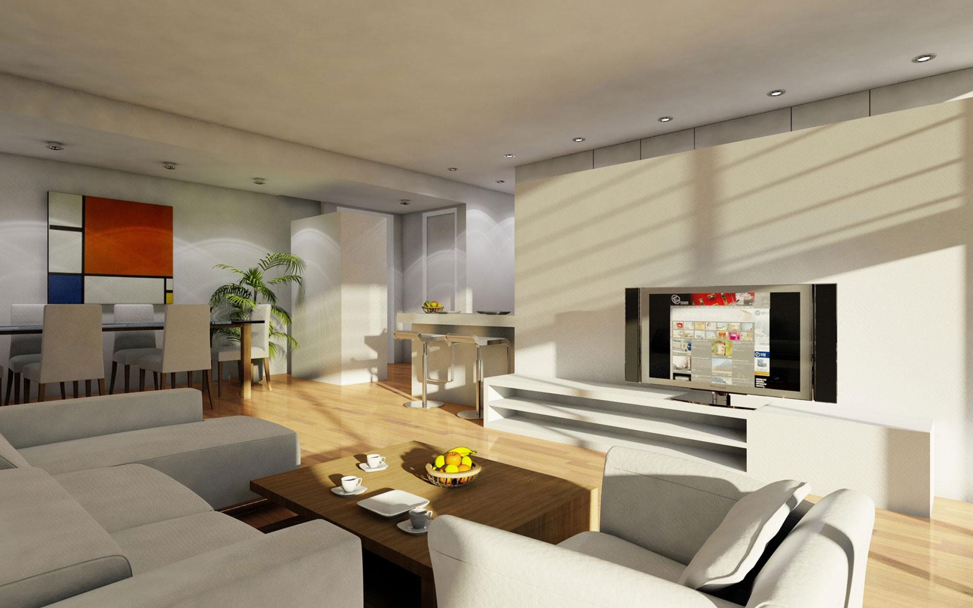 Ofogh residential complex09