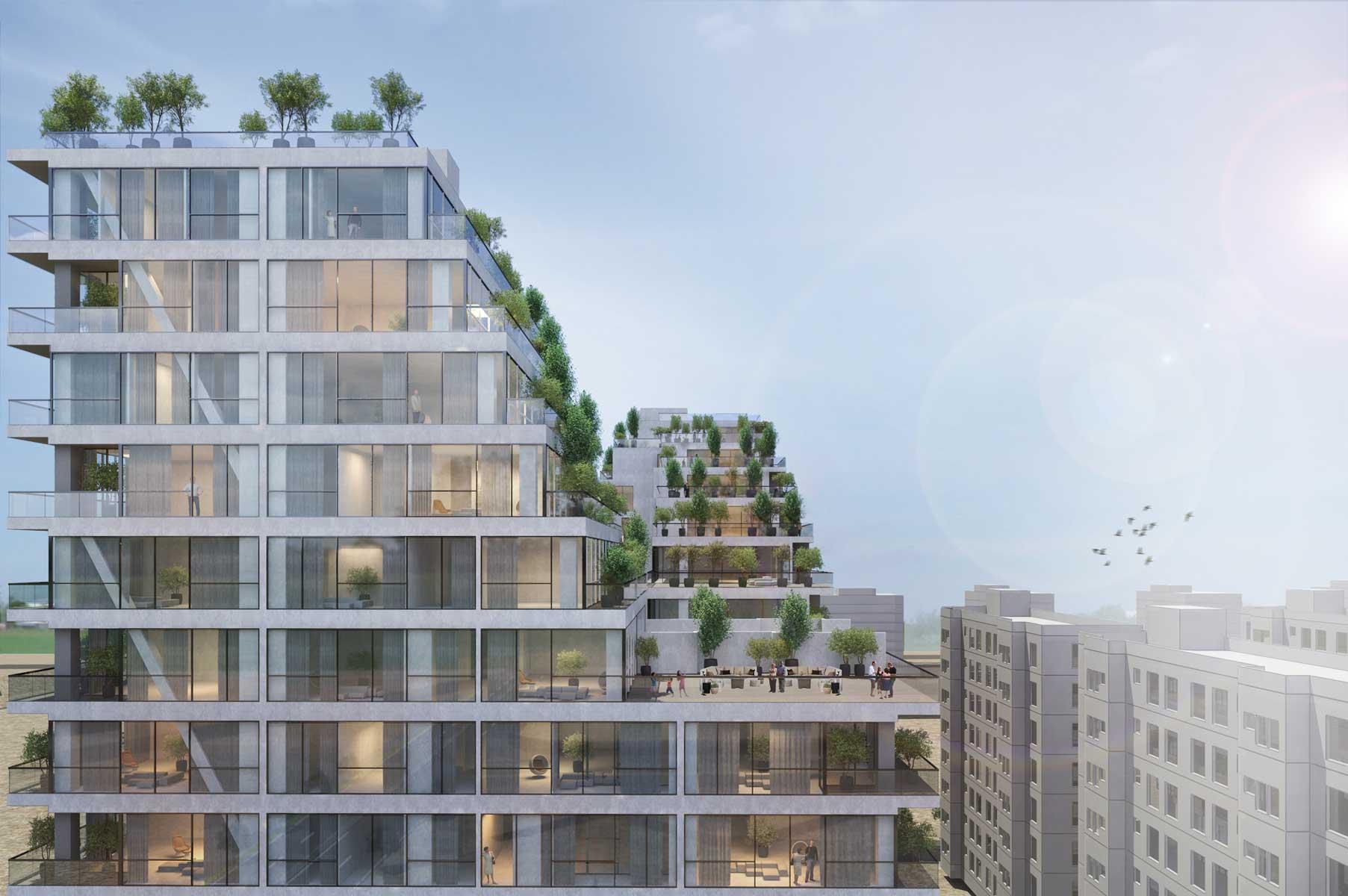 18- Eskan Residential Building