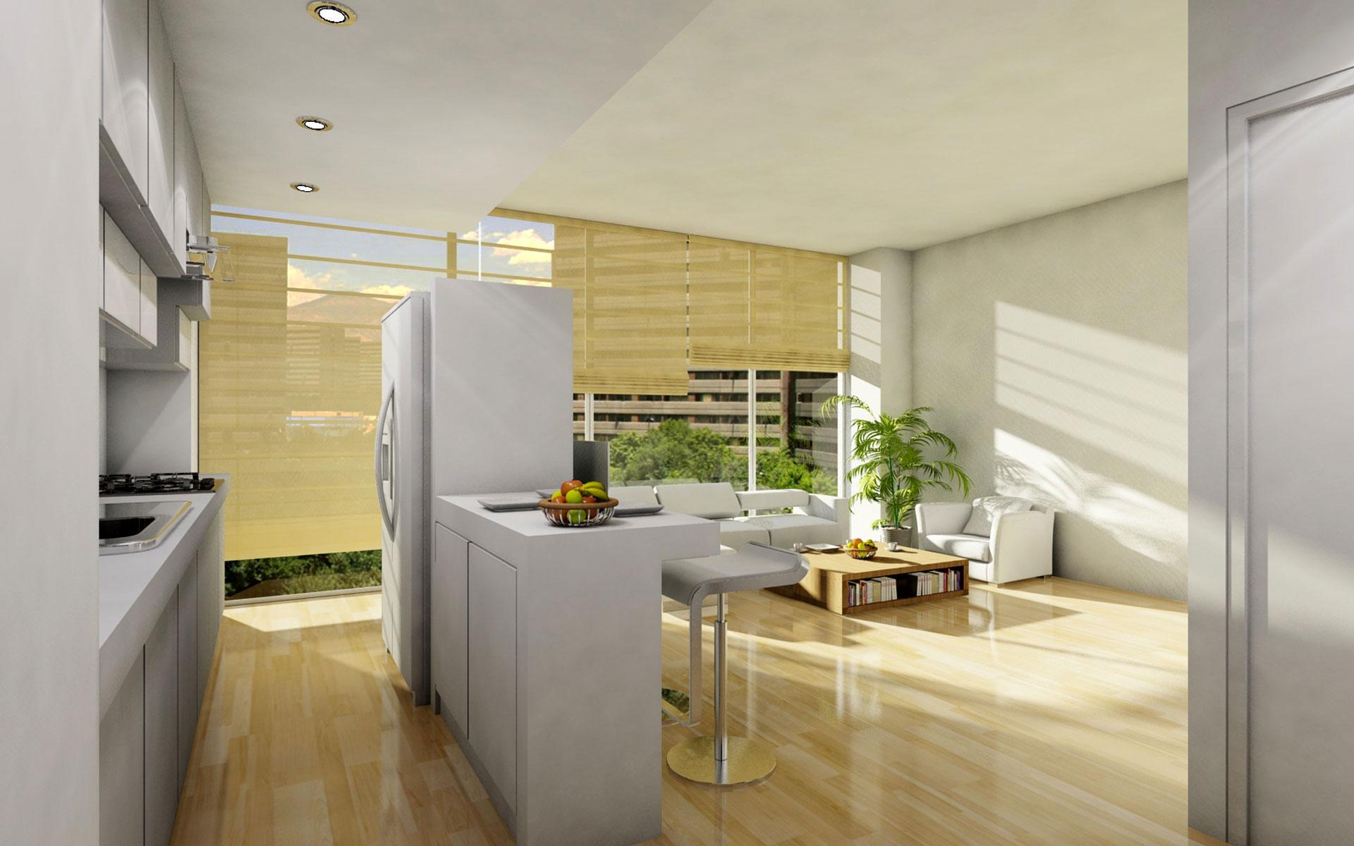 Ofogh residential complex012