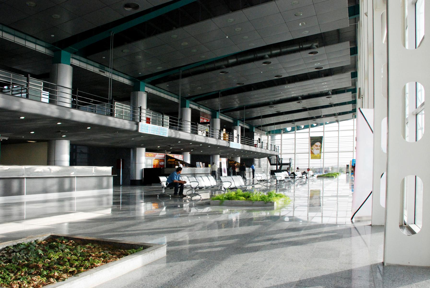 ShahinShahr Bus Terminal 12
