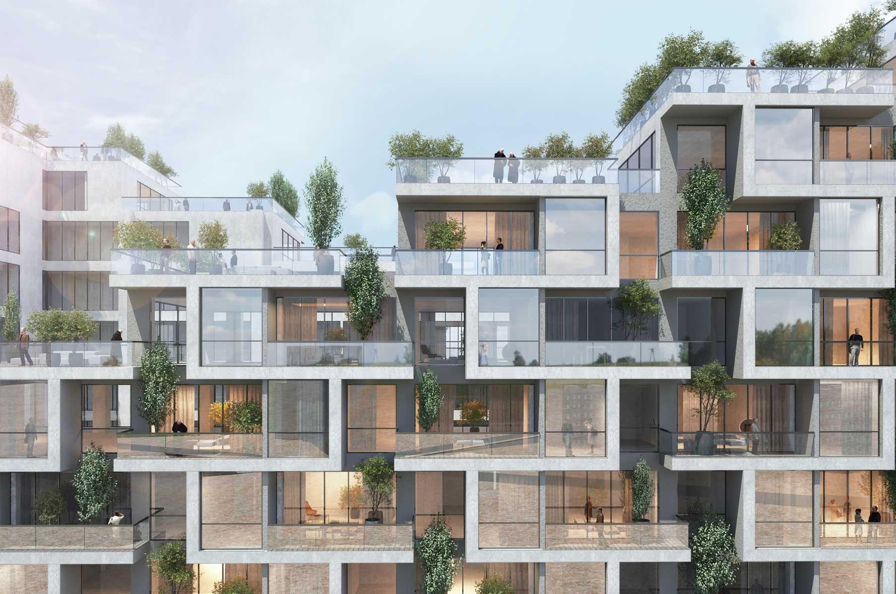 20- Eskan Residential Building