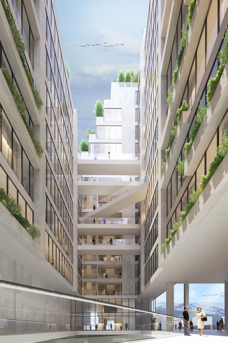 21- Eskan Residential Building