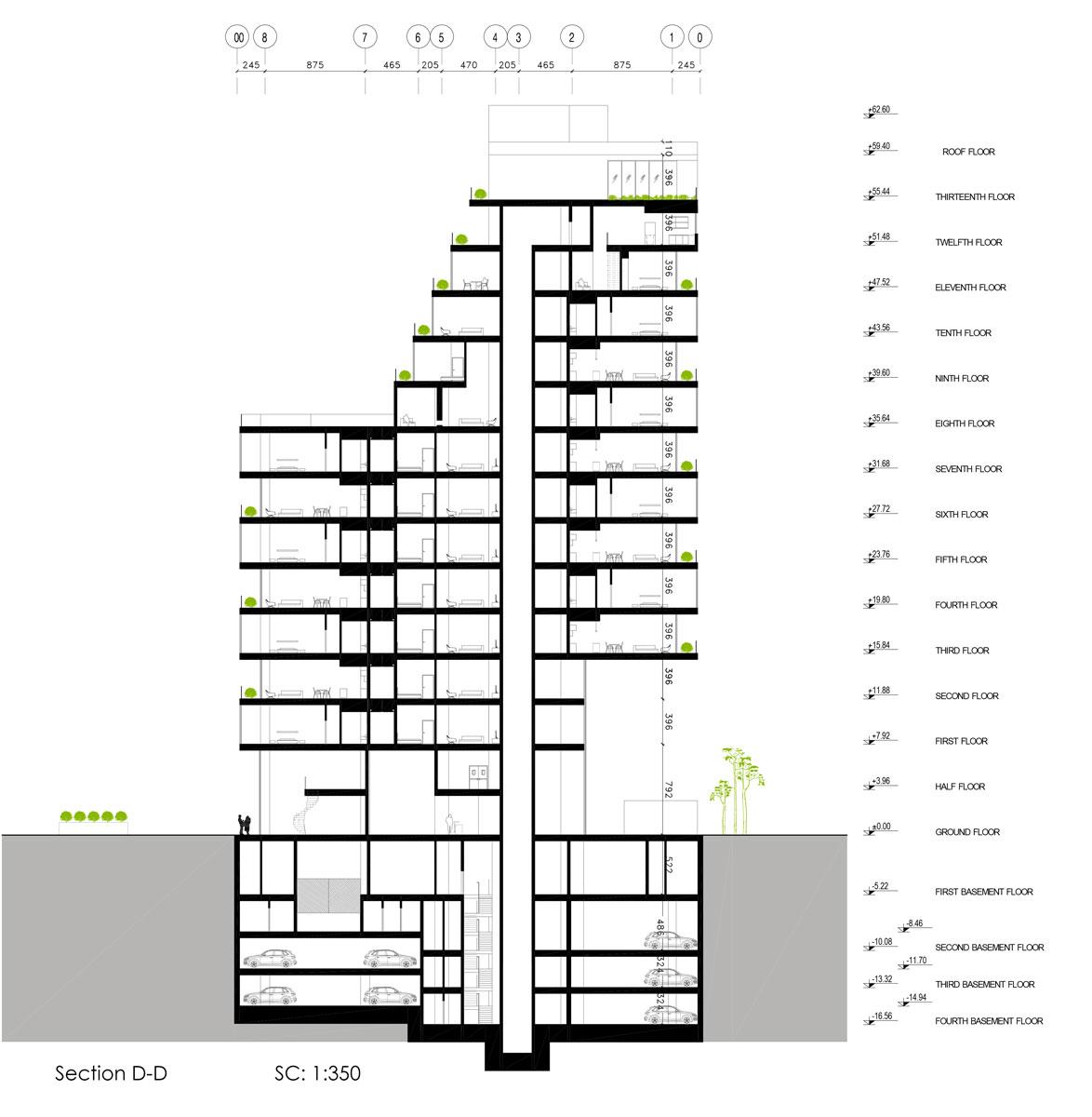 50- Eskan Residential Building