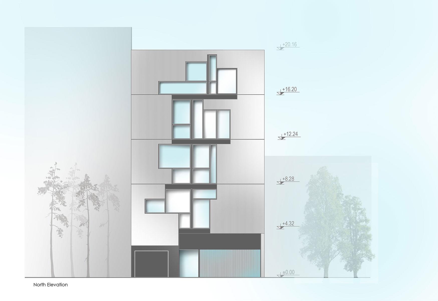 13- Golafshan Residential