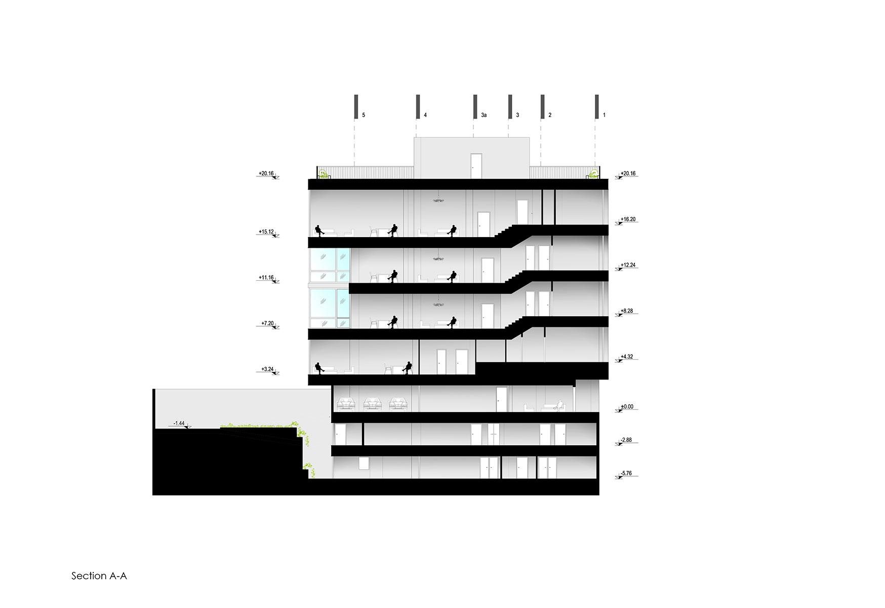 14- Golafshhan Residential