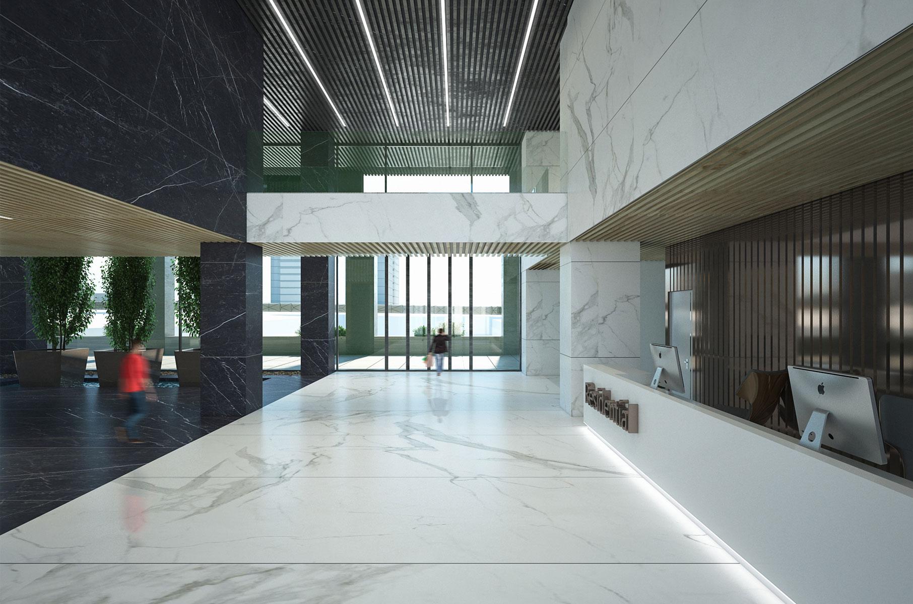 23- Eskan Residential Building