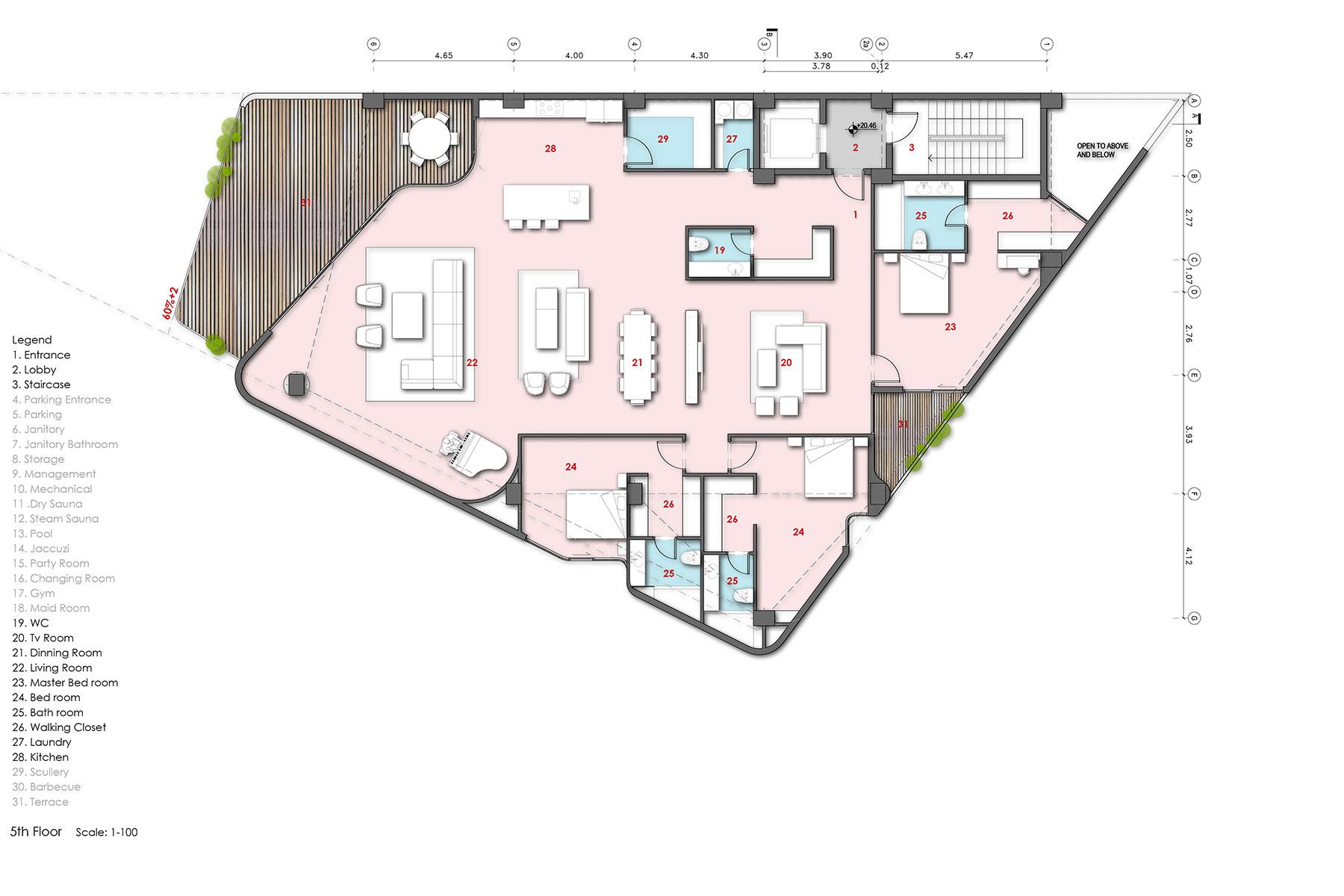 15- Golnar Residential