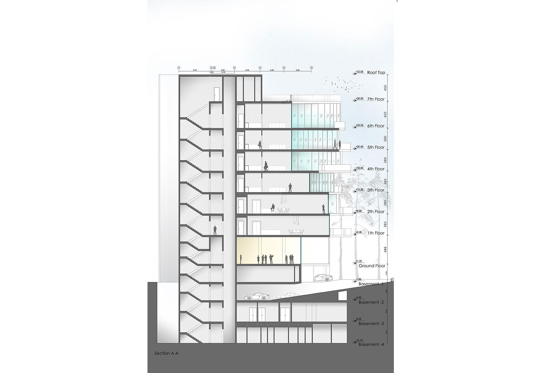16- Golnar Residential