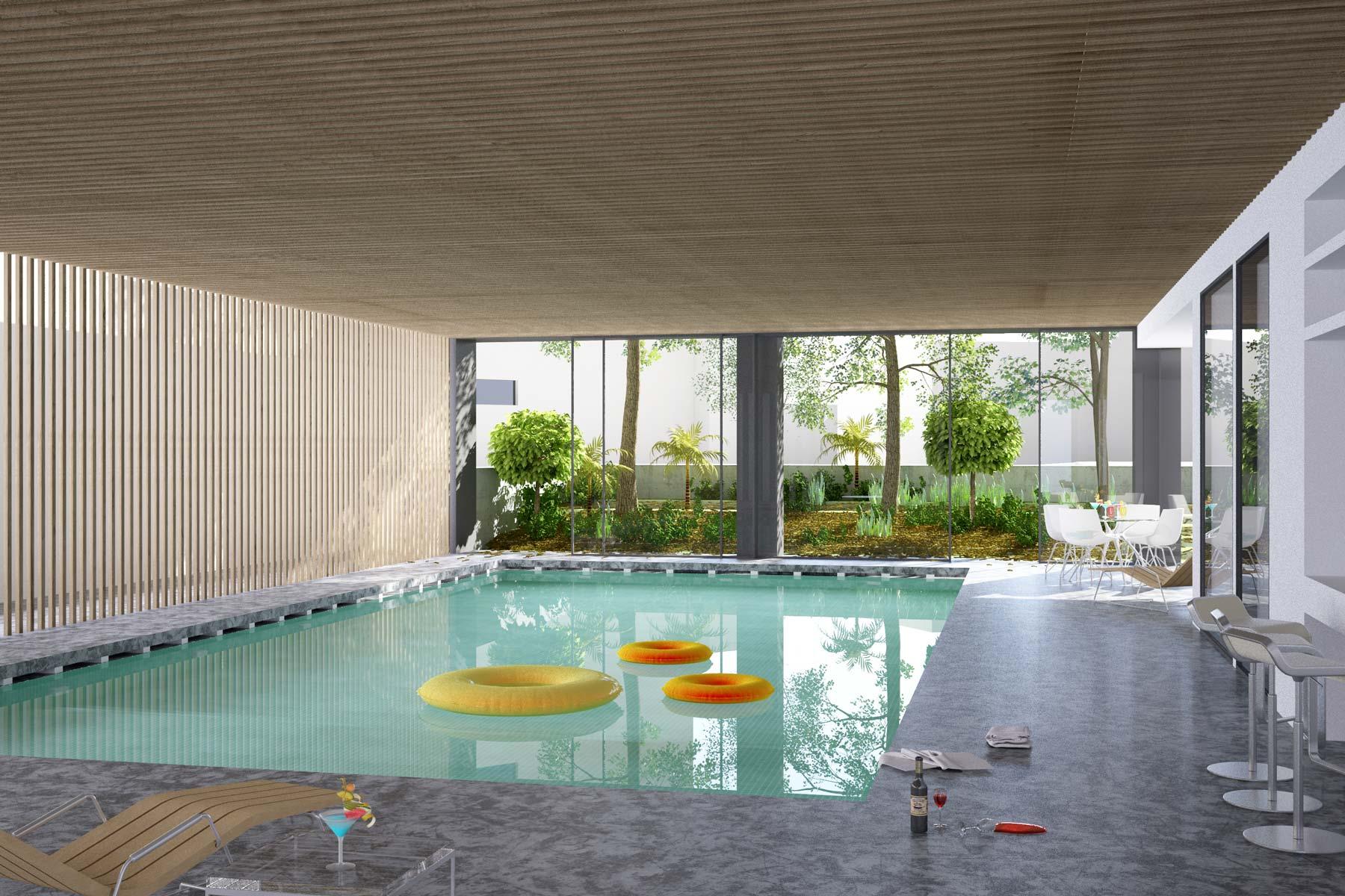 Farmanieh Residential Complex-38