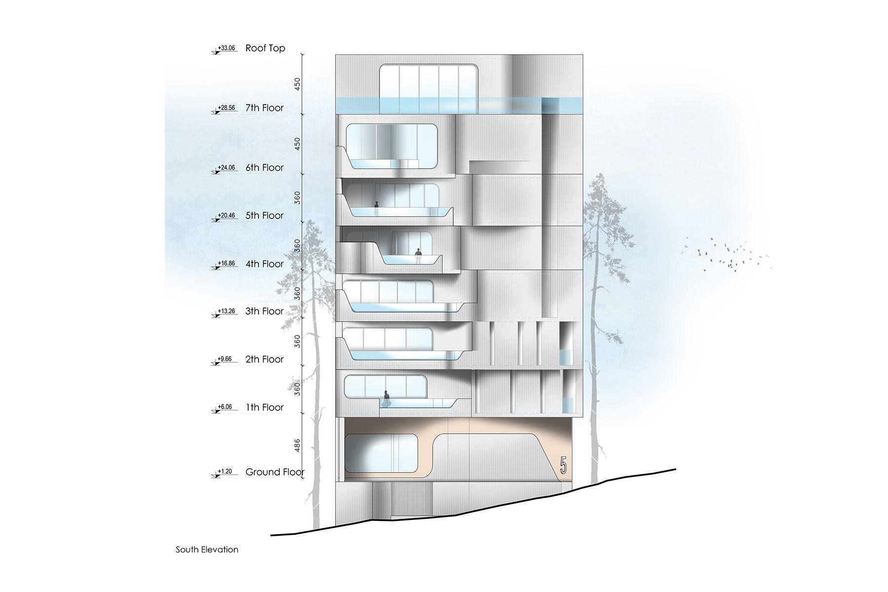 17- Golnar Residential
