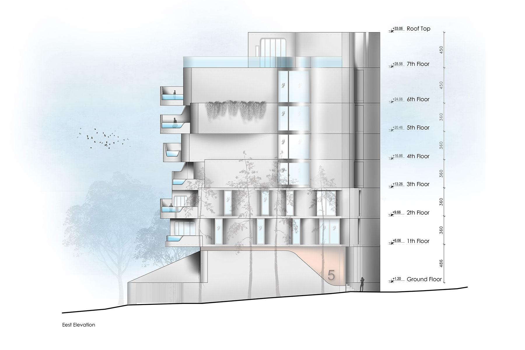 18- Golnar Residential