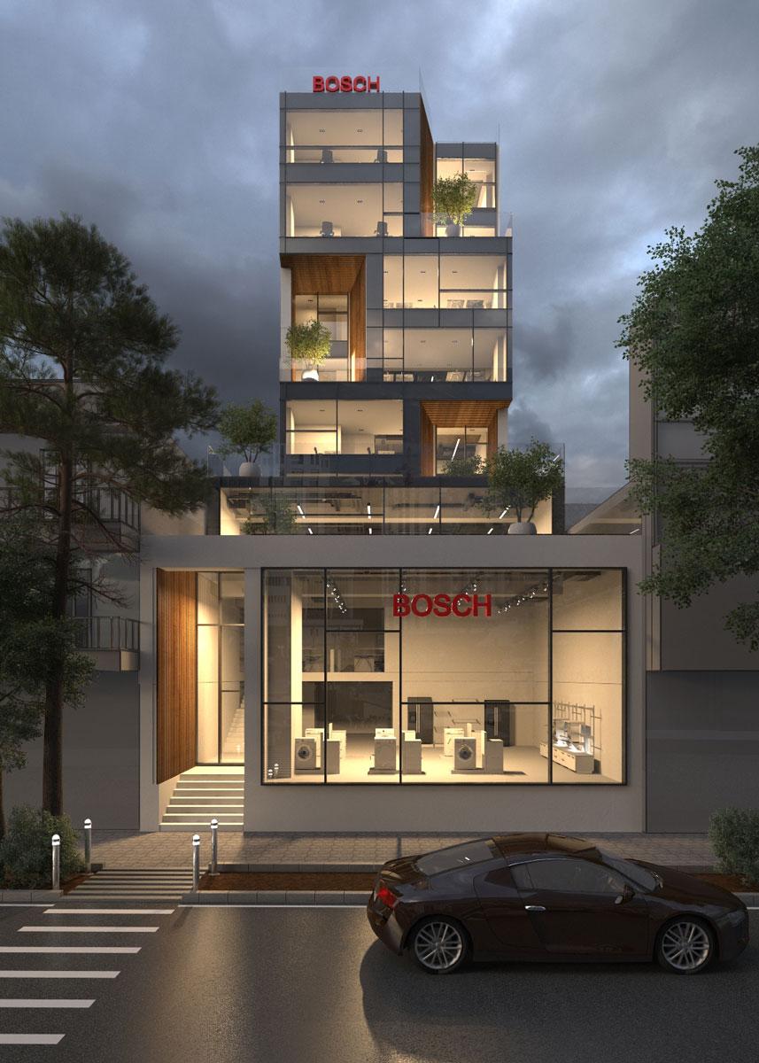 02- Bosch Office Building
