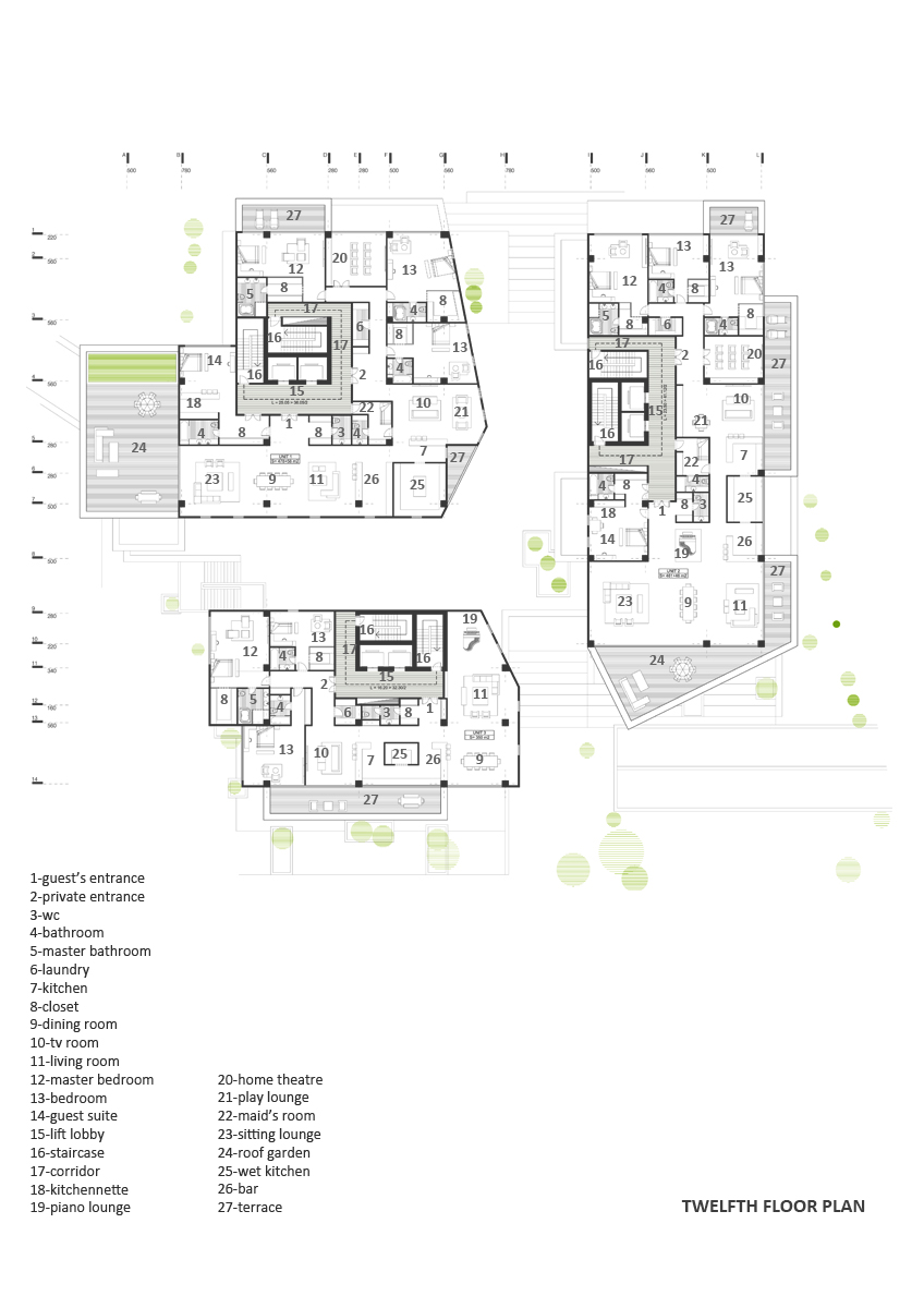 Farmanieh Residential Complex-47