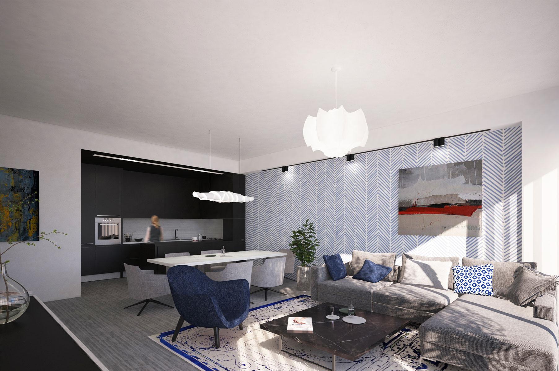 35- Eskan Residential Building