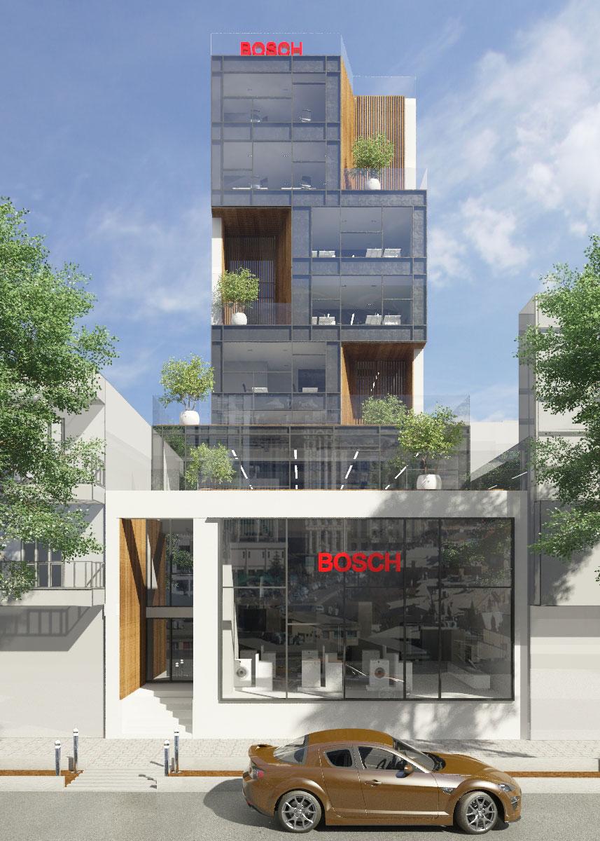03- Bosch Office Building
