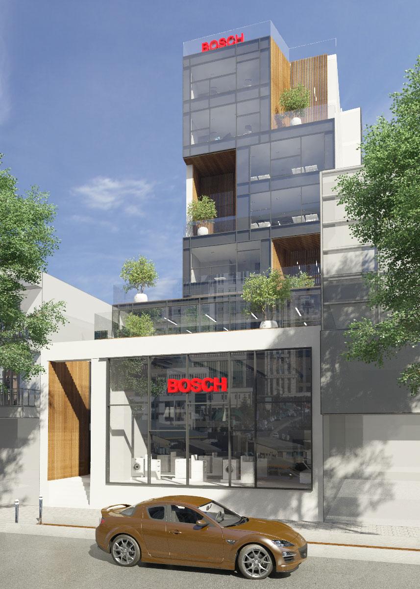 04- Bosch Office Building